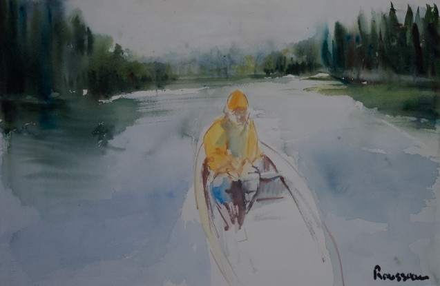 Pêche au Pémishkao