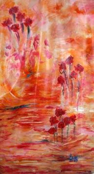peintures de Madeiene rue Querbes 054